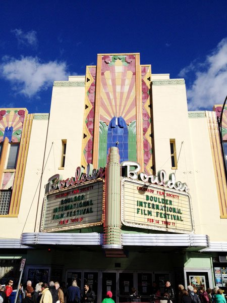 Back from the Boulder International Film Festival