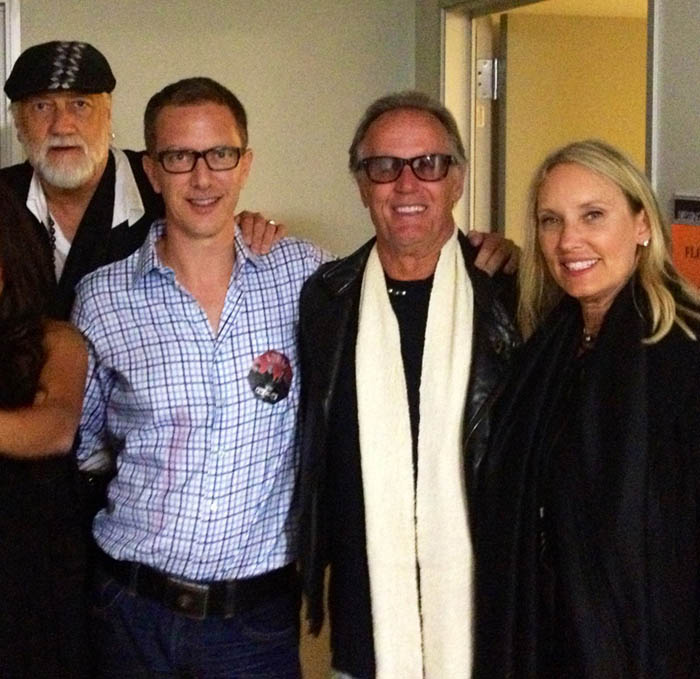 Fleetwood Mac at the Hollywood Bowl