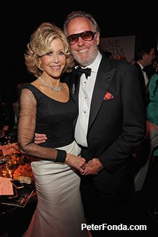 AFI Lifetime Achievement Award for My sister Jane Fonda