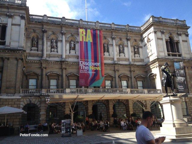 British Film Institute Event in London