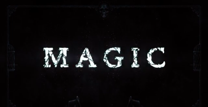 "Coldplay ""Magic"""