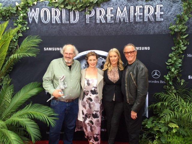 Jurassic World Premier