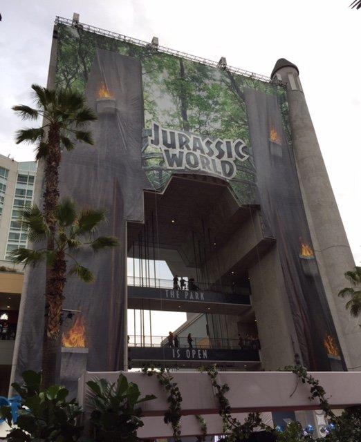 More Jurassic World Premiere