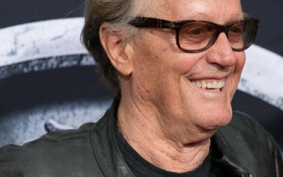 Austin Stark Pursued Peter Fonda For BP Oil Spill Drama Over Bruce Dern